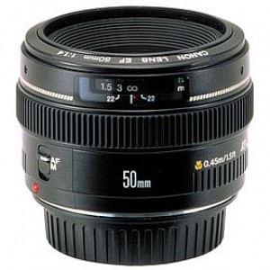 Canon 50mm f14 280