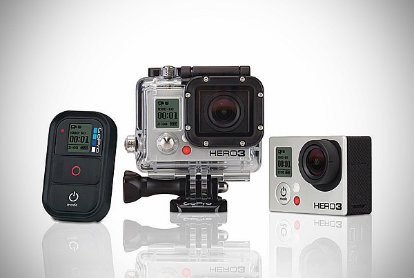 GoPro 3 Black pack