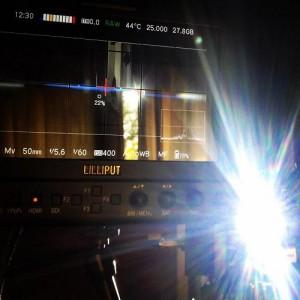 location de retour video pour tournage audiovisuel