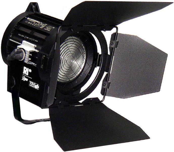 Projecteur Arri 650W Fresnel