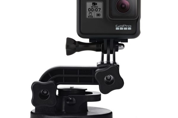 Ventouse pour GoPro