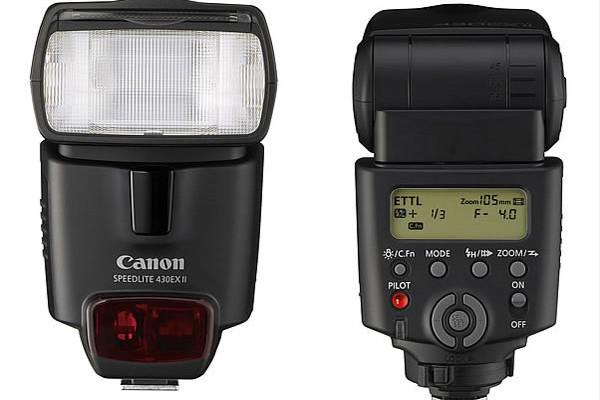 Flash cobra Canon 430 EX II