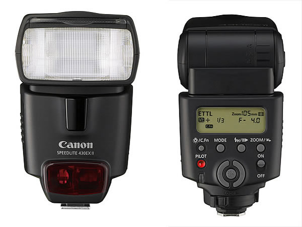 location de flash cobra Canon 430 EX II à Paris